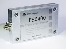 FS6400 Frequency synthesizer